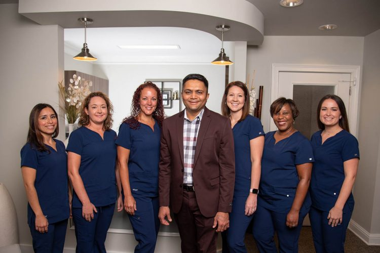 Modern Dental Roswell Team