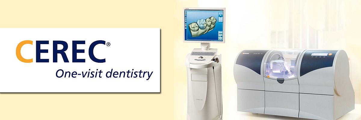 Cerec Same-day Dentistry